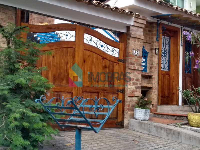 914118770547174 - excelente casa rústica condominio fechado em vila valqueire!!! - CPCN30004 - 3