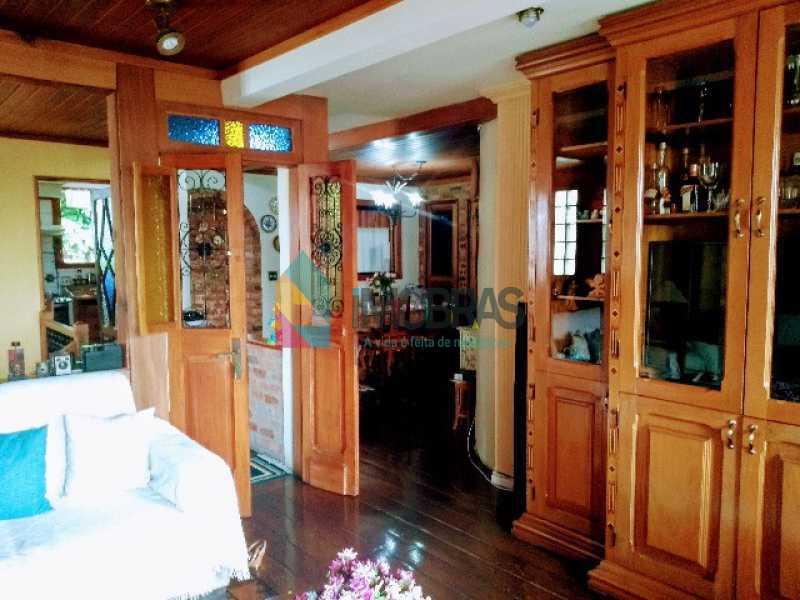 914106050159469 - excelente casa rústica condominio fechado em vila valqueire!!! - CPCN30004 - 4