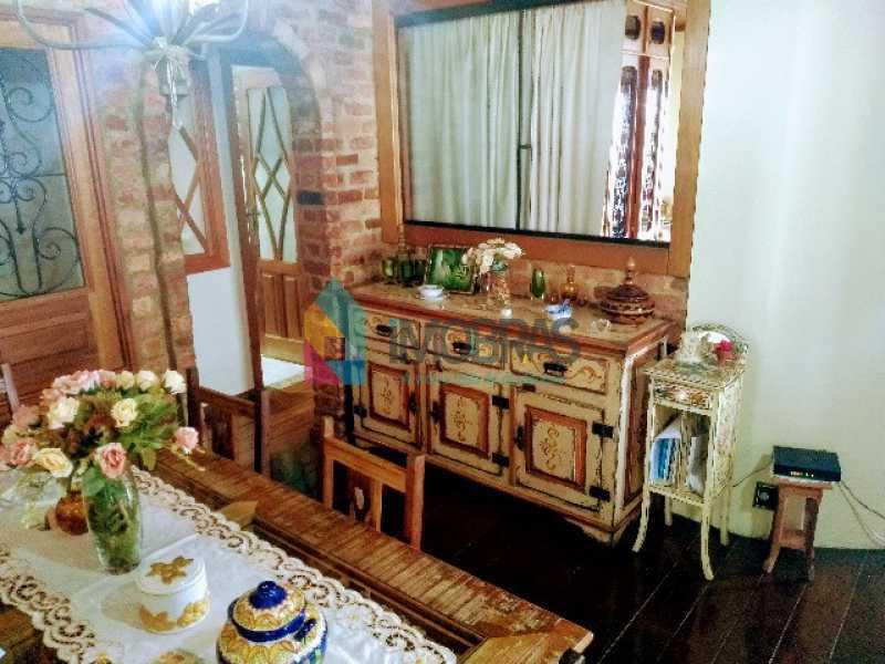 919140174753666 - excelente casa rústica condominio fechado em vila valqueire!!! - CPCN30004 - 5