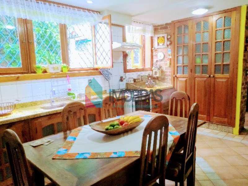 910105294028673 - excelente casa rústica condominio fechado em vila valqueire!!! - CPCN30004 - 10