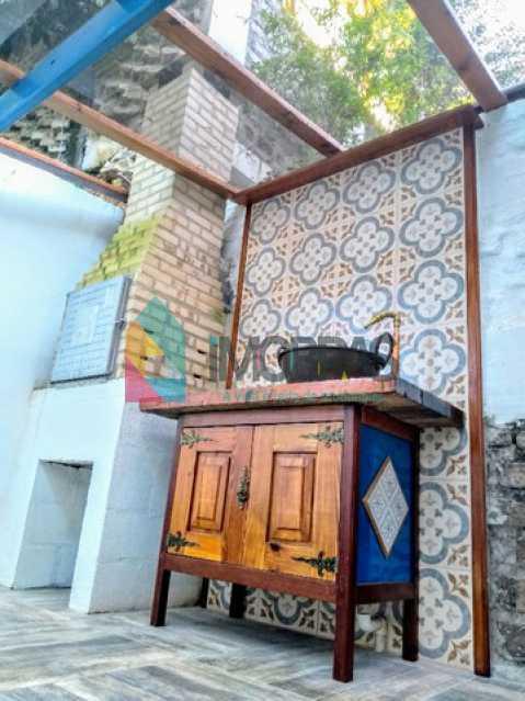915176176250238 - excelente casa rústica condominio fechado em vila valqueire!!! - CPCN30004 - 11