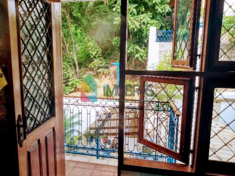 912143413435561 - excelente casa rústica condominio fechado em vila valqueire!!! - CPCN30004 - 13