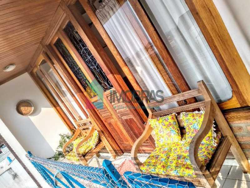 912124774856431 - excelente casa rústica condominio fechado em vila valqueire!!! - CPCN30004 - 18
