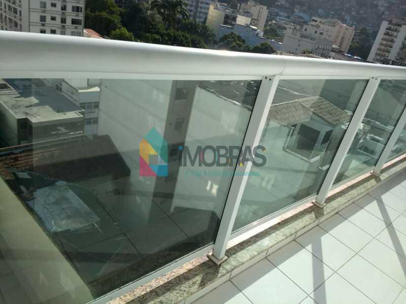 S 10 - Flat 1 quarto para alugar Botafogo, IMOBRAS RJ - R$ 2.200 - CPFL10074 - 7