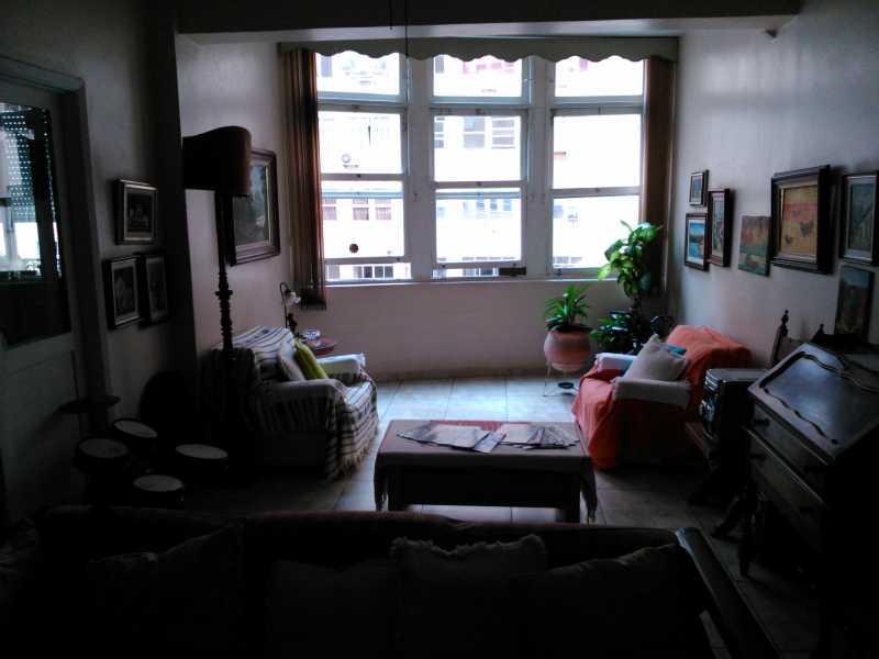 DSC_0377 - Apartamento 3 quartos Copacabana - AP4739 - 5