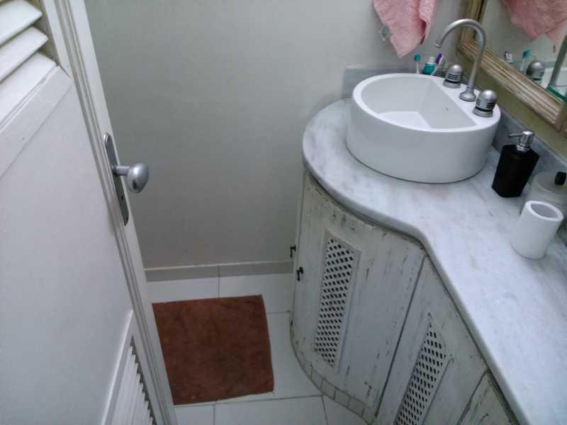 DSC_0387 - Apartamento 3 quartos Copacabana - AP4739 - 8