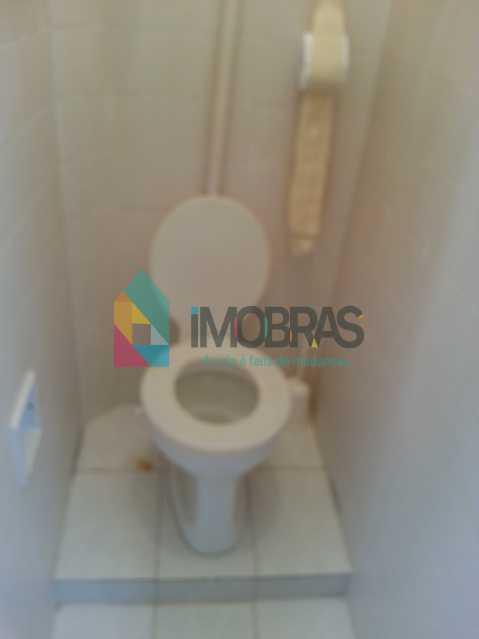 banheiro empreg - APARTAMENTO DE VILA EM COPACABANA PRÓXIMO AO METRO E PRAIA! - AP382 - 31