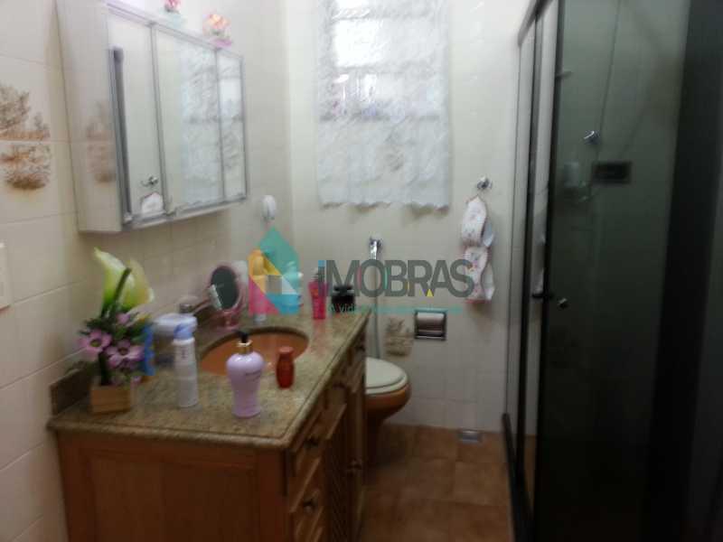 banheiro soc - APARTAMENTO DE VILA EM COPACABANA PRÓXIMO AO METRO E PRAIA! - AP382 - 3