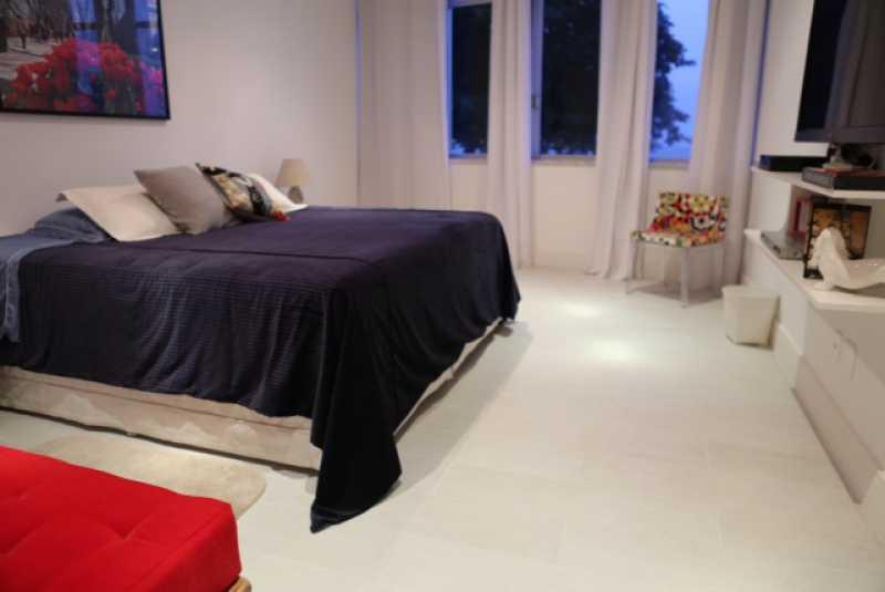 12- Suite 2 - Apartamento Avenida Atlântica,Copacabana, IMOBRAS RJ,Rio de Janeiro, RJ Para Venda e Aluguel, 5 Quartos, 300m² - AP669 - 13
