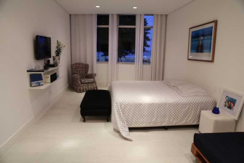 9 - Suite 1 - Apartamento Avenida Atlântica,Copacabana, IMOBRAS RJ,Rio de Janeiro, RJ Para Venda e Aluguel, 5 Quartos, 300m² - AP669 - 10
