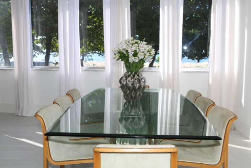 4 - Sala 3 - Apartamento Avenida Atlântica,Copacabana, IMOBRAS RJ,Rio de Janeiro, RJ Para Venda e Aluguel, 5 Quartos, 300m² - AP669 - 6