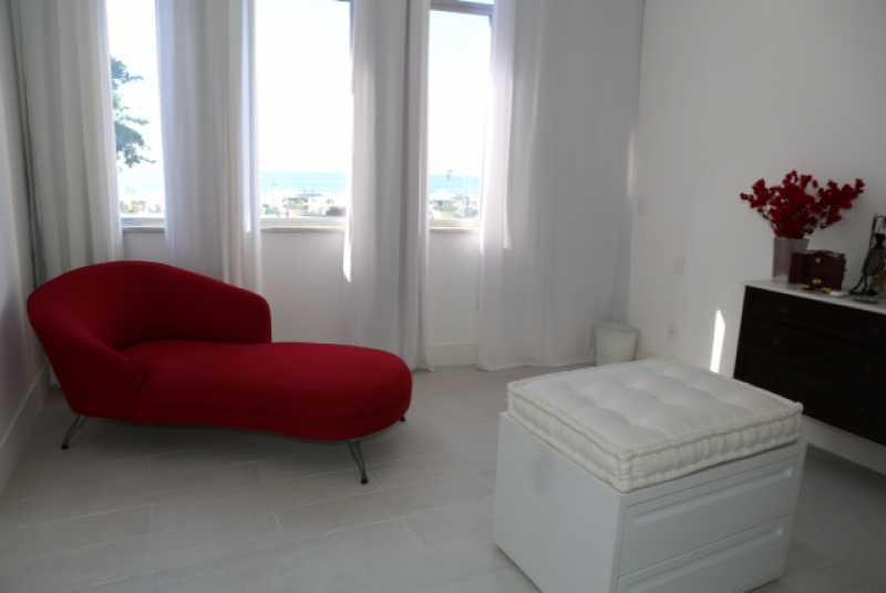 16 - Suite 3 - Apartamento Avenida Atlântica,Copacabana, IMOBRAS RJ,Rio de Janeiro, RJ Para Venda e Aluguel, 5 Quartos, 300m² - AP669 - 17
