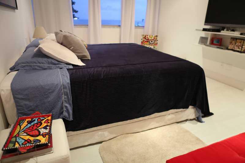 13- Suite 2 - Apartamento Avenida Atlântica,Copacabana, IMOBRAS RJ,Rio de Janeiro, RJ Para Venda e Aluguel, 5 Quartos, 300m² - AP669 - 14