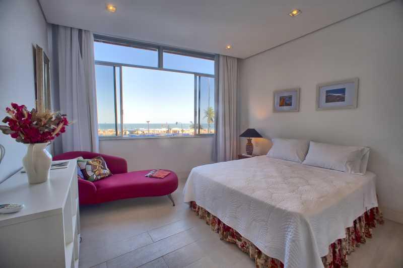 17- Suite 3 - Apartamento Avenida Atlântica,Copacabana, IMOBRAS RJ,Rio de Janeiro, RJ Para Venda e Aluguel, 5 Quartos, 300m² - AP669 - 18