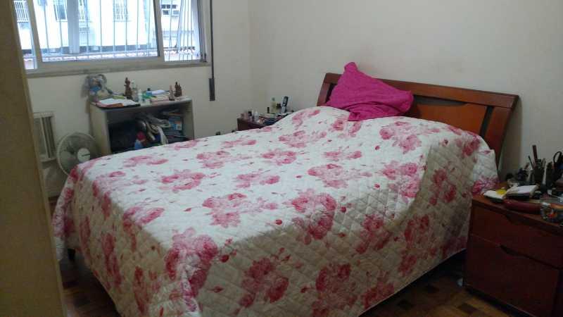 02 - Quarto Casal - Apartamento À VENDA, Copacabana, Rio de Janeiro, RJ - AP4991 - 3