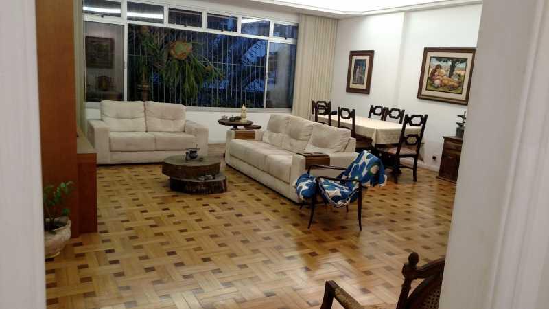 04 - Sala - Apartamento À VENDA, Copacabana, Rio de Janeiro, RJ - AP4991 - 5