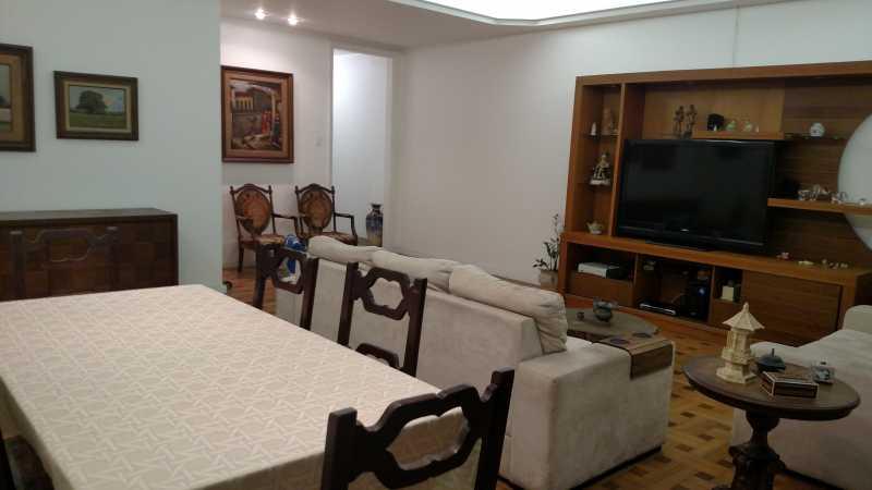 05 - Sala 1 - Apartamento À VENDA, Copacabana, Rio de Janeiro, RJ - AP4991 - 6