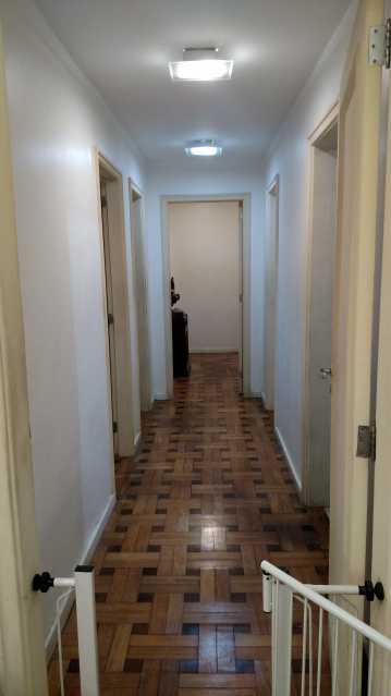 07 - Corredor - Apartamento À VENDA, Copacabana, Rio de Janeiro, RJ - AP4991 - 7