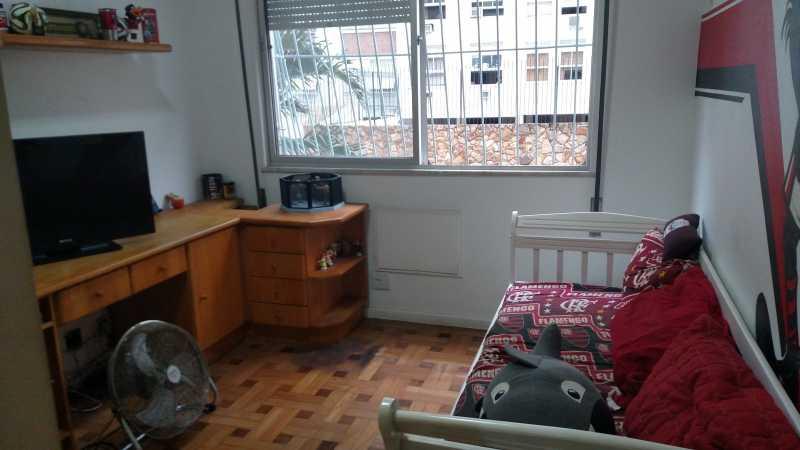 10 - Quarto 1 - Apartamento À VENDA, Copacabana, Rio de Janeiro, RJ - AP4991 - 10