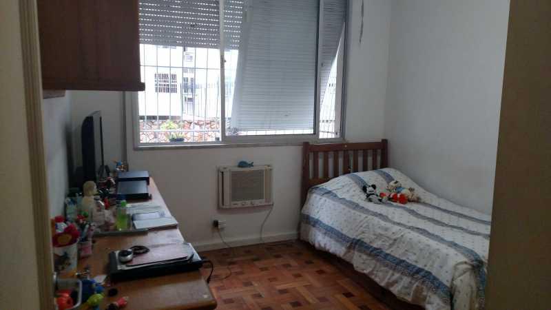 12 - Quarto 2 - Apartamento À VENDA, Copacabana, Rio de Janeiro, RJ - AP4991 - 12