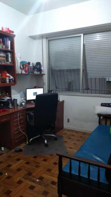 14 - Quarto 4 - Apartamento À VENDA, Copacabana, Rio de Janeiro, RJ - AP4991 - 14