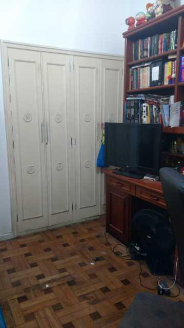15 - Quarto 4 - armário - Apartamento À VENDA, Copacabana, Rio de Janeiro, RJ - AP4991 - 15