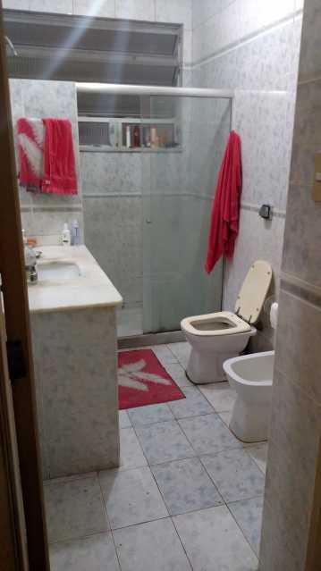16 - Banheiro Social 2 - Apartamento À VENDA, Copacabana, Rio de Janeiro, RJ - AP4991 - 16
