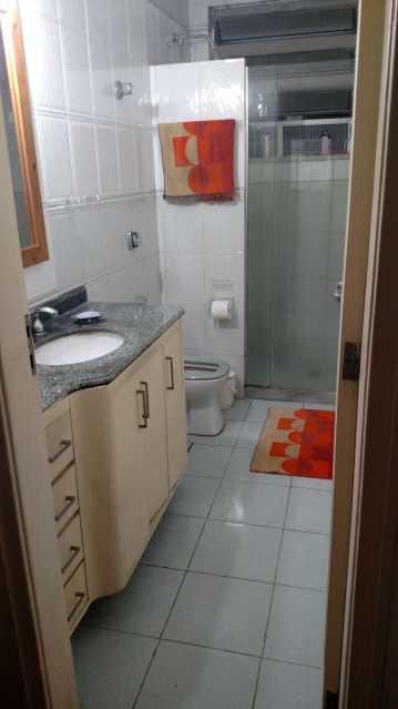 18 - Banheiro Social 1 - Apartamento À VENDA, Copacabana, Rio de Janeiro, RJ - AP4991 - 18