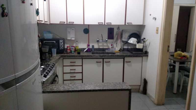 21 - Cozinha - Apartamento À VENDA, Copacabana, Rio de Janeiro, RJ - AP4991 - 21
