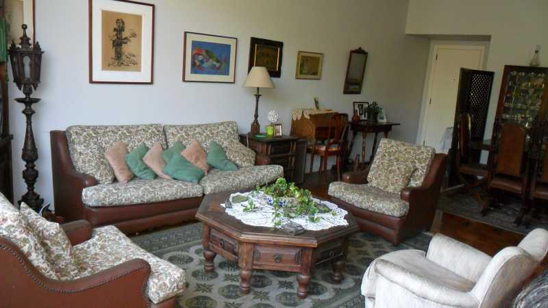 SAM_5614 - Apartamento À VENDA, Gávea, Rio de Janeiro, RJ - AP3424 - 1
