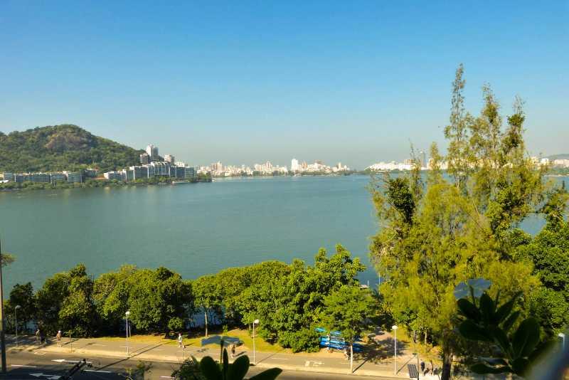 1 - Apartamento À VENDA, Lagoa, Rio de Janeiro, RJ - AP2412 - 10