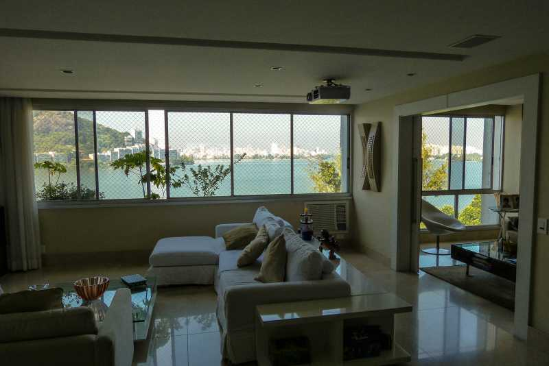 2 - Apartamento À VENDA, Lagoa, Rio de Janeiro, RJ - AP2412 - 1