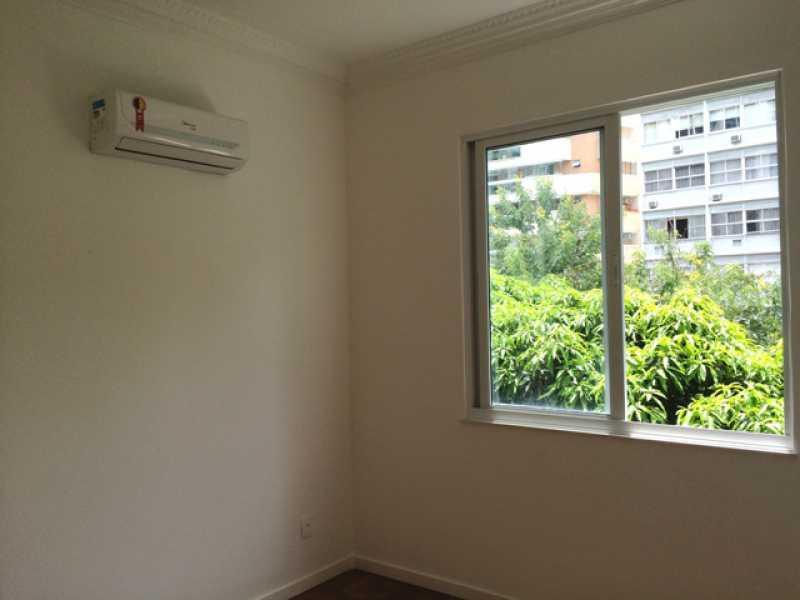 quarto1 - Apartamento 2 quartos à venda Humaitá, IMOBRAS RJ - R$ 750.000 - AP3934 - 4