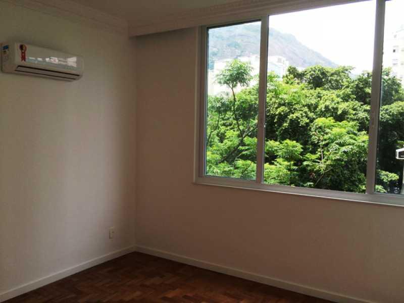 quarto2 2 - Apartamento 2 quartos à venda Humaitá, IMOBRAS RJ - R$ 750.000 - AP3934 - 7
