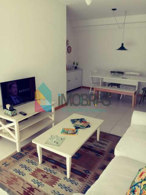 1 - Botafogo, fantástico, sala, 3 quartos, suite, dependências, garagem escriturada! Colado ao metro!! - AP1953 - 4