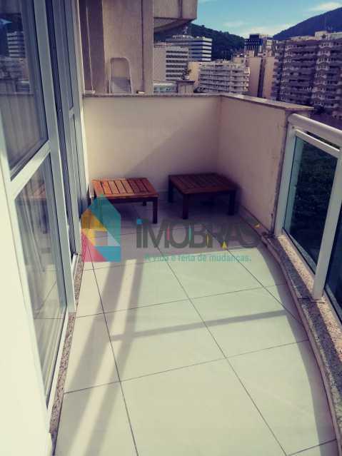 4 - Botafogo, fantástico, sala, 3 quartos, suite, dependências, garagem escriturada! Colado ao metro!! - AP1953 - 9