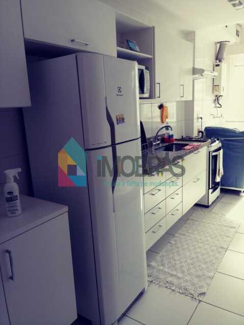 9 - Botafogo, fantástico, sala, 3 quartos, suite, dependências, garagem escriturada! Colado ao metro!! - AP1953 - 12
