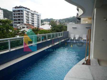 FOTO22 - Botafogo, fantástico, sala, 3 quartos, suite, dependências, garagem escriturada! Colado ao metro!! - AP1953 - 30