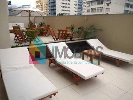 FOTO24 - Botafogo, fantástico, sala, 3 quartos, suite, dependências, garagem escriturada! Colado ao metro!! - AP1953 - 32