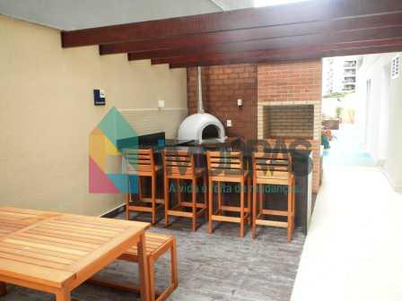 FOTO28 - Botafogo, fantástico, sala, 3 quartos, suite, dependências, garagem escriturada! Colado ao metro!! - AP1953 - 35