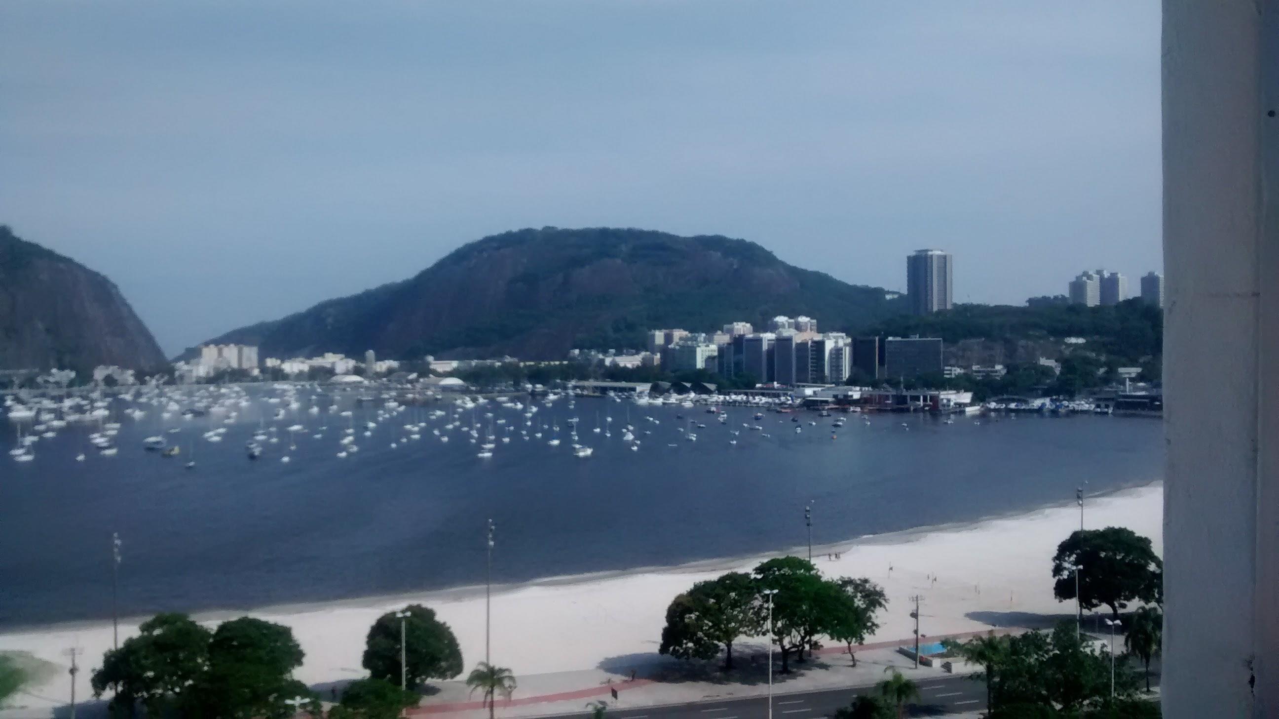 FOTO15 - Botafogo, coladinho shopping, sala, quarto, vista panorâmica! - AP3245 - 15