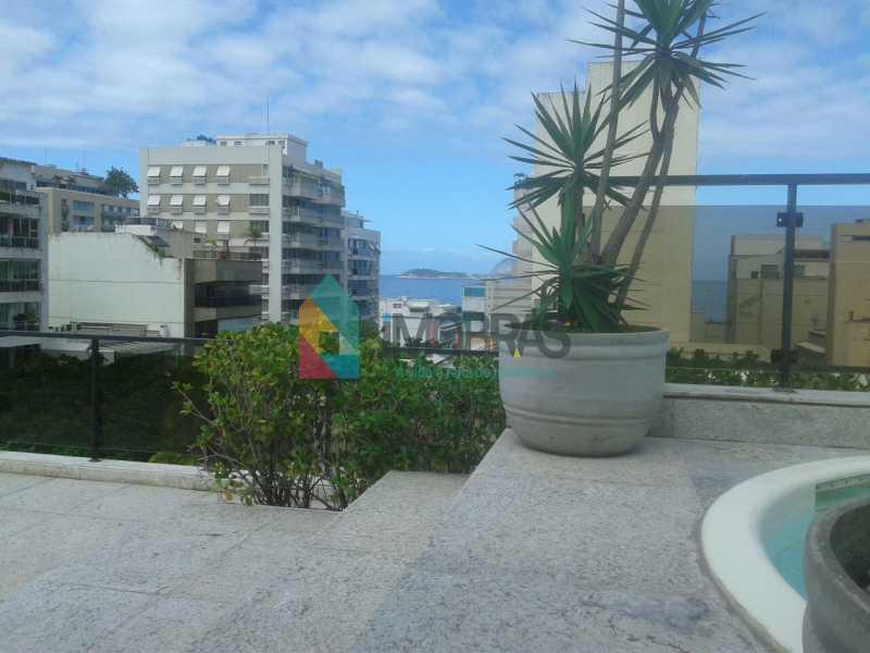 78970004-9a0a-44b2-85ae-f44279 - Cobertura PARA VENDA E ALUGUEL, Leblon, Rio de Janeiro, RJ - CPCO40029 - 3