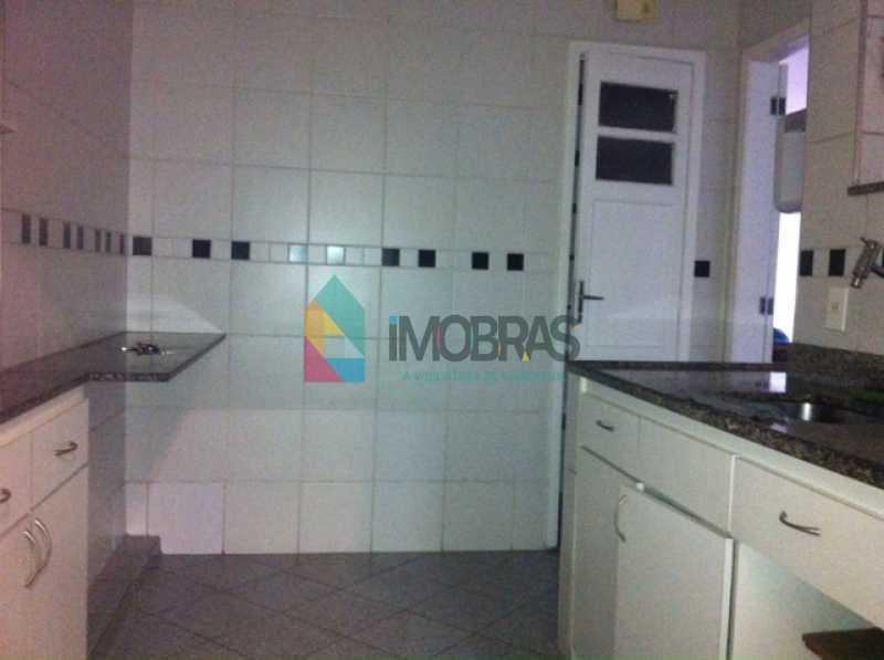 Cozinha 1 - APARTAMENTO COM VISTA LAGOA DE 3 QUARTOS, SUÍTE, DEPENDÊNCIAS COMPLETAS!! - AP3858 - 20