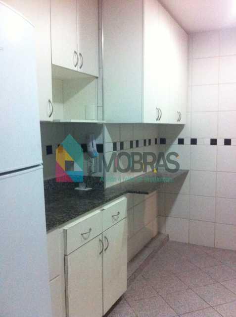 Cozinha armario - APARTAMENTO COM VISTA LAGOA DE 3 QUARTOS, SUÍTE, DEPENDÊNCIAS COMPLETAS!! - AP3858 - 24