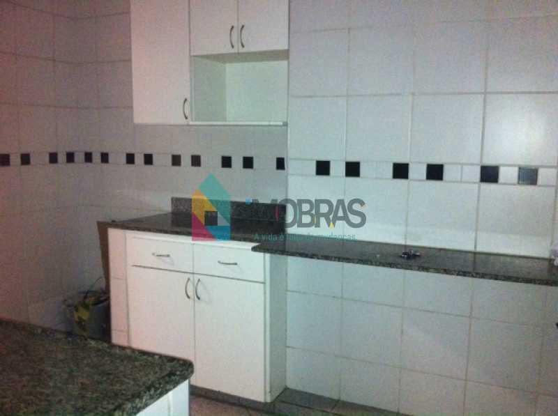 Cozinha - APARTAMENTO COM VISTA LAGOA DE 3 QUARTOS, SUÍTE, DEPENDÊNCIAS COMPLETAS!! - AP3858 - 26