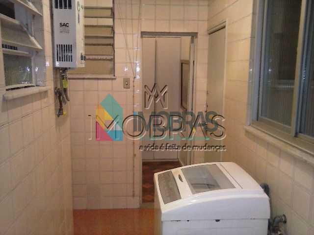 FOTO11 - APARTAMENTO 2 QUARTOS COM DEPENDÊNCIAS NO CORAÇÃO DE IPANEMA! - AP4663 - 18