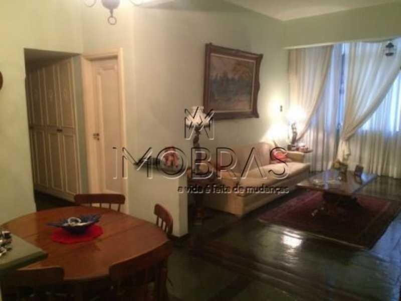 1 - Apartamento à venda Rua Aristides Espinola,Leblon, IMOBRAS RJ - R$ 1.950.000 - AP4549 - 1