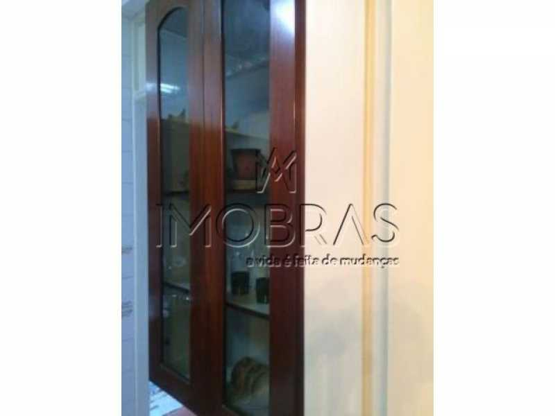 2 - Apartamento à venda Rua Aristides Espinola,Leblon, IMOBRAS RJ - R$ 1.950.000 - AP4549 - 12