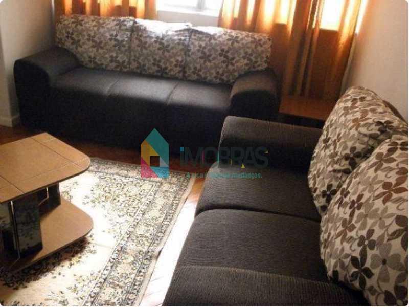Sala - Apartamento 2 quartos à venda Flamengo, IMOBRAS RJ - R$ 750.000 - AP1911 - 1