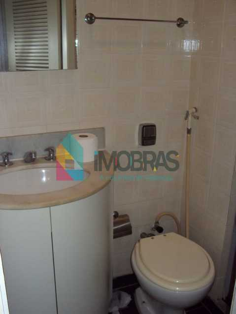 maids room suite bathroom 1 - APARTAMENTO COM VISTA MAR OPORTUNIDADE COPACABANA!!!! - AP1237 - 20